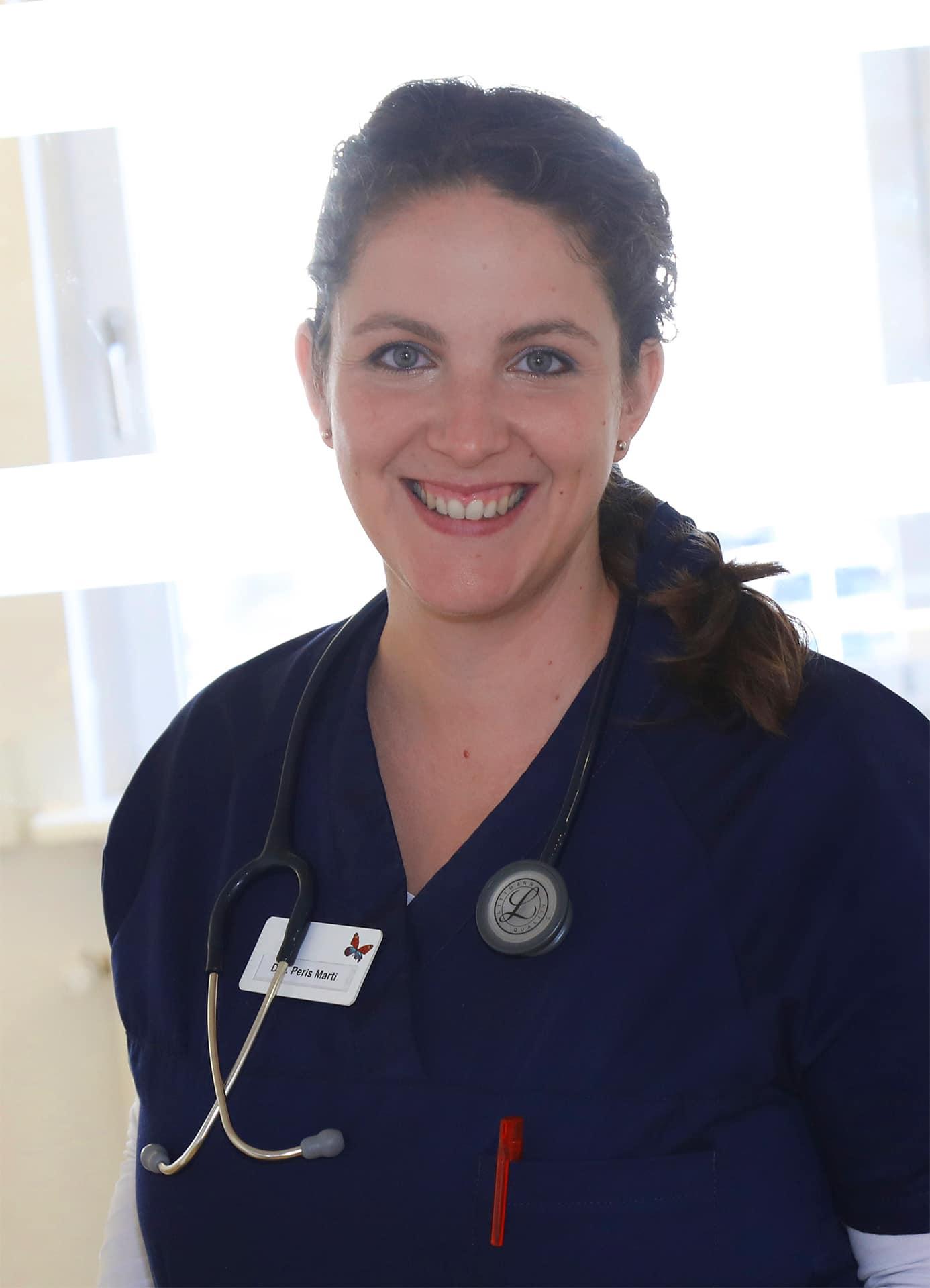 Hausarzt Praxis Dra. Tamara Peris Martí – Tamara Peris Martí